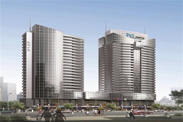 贵州世贸广场效果原图